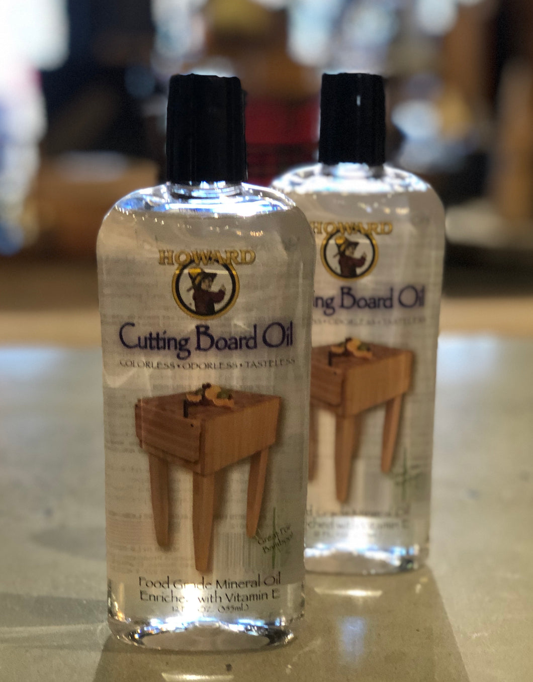 Oil for cutting boards