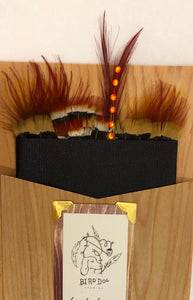 Pocket Square Assroted Pheasant Feathers