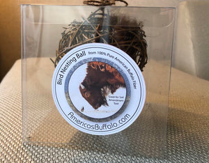 Kits Bird Nesting Ball Americas Buffalo