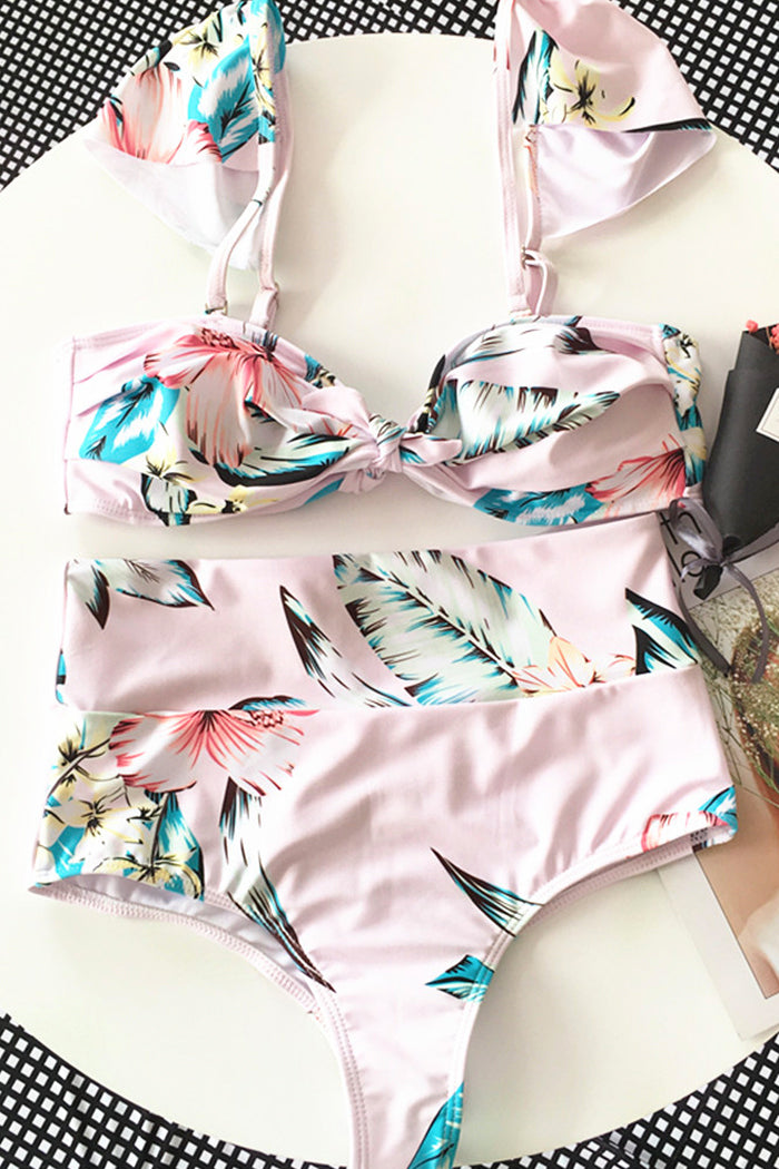 ADIRA HIGH-WAISTED BIKINI SET