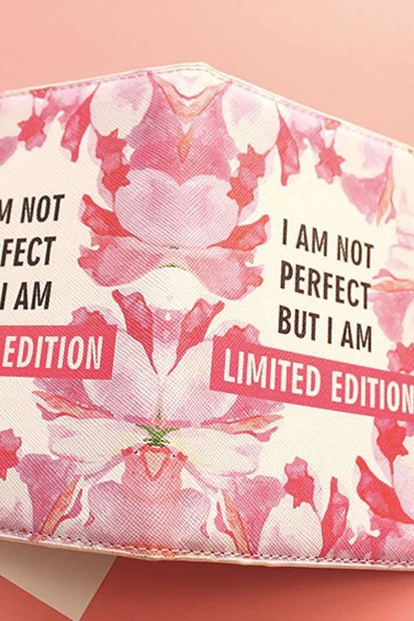 I'M NOT PERFECT PASSPORT COVER