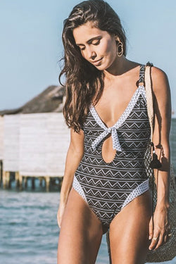 LANI CUT-OUT ONE-PIECE