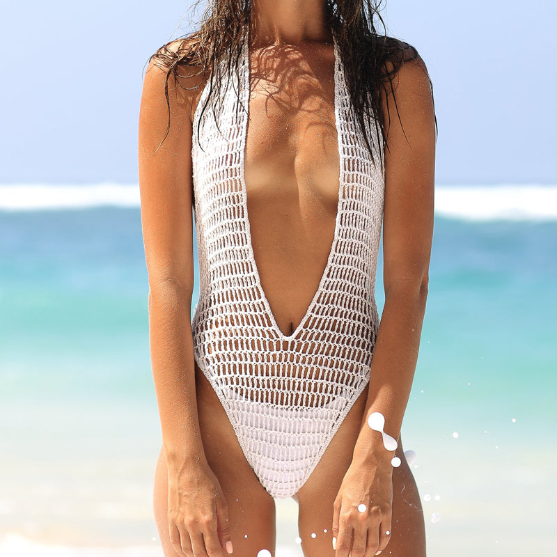 GIA CROCHET BATHING SUIT