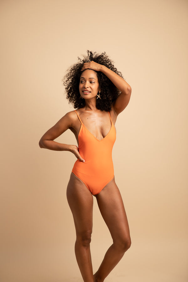 BE RIGHT BACK ONE-PIECE SWIMSUIT