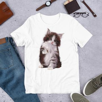 Cat Printed T-shirts