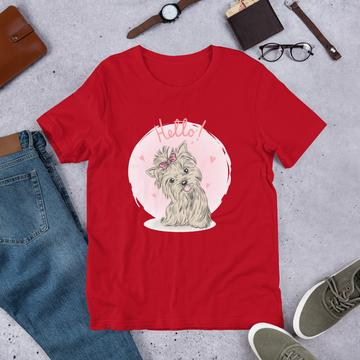 Dog Printed T-shirts