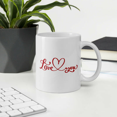 Love you typography style design - Storex Sale