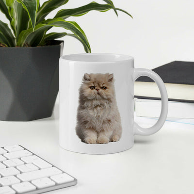 Persian Cat Mug design - Storex Sale