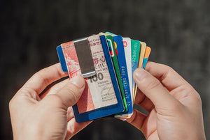 Pop Up Credit Card Wallet