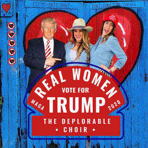 The Deplorable Choir Signed Album