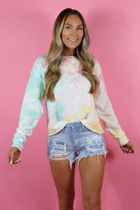 TIE DYE FOR LONG SLEEVE