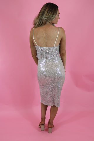SEQUIN MOMENT TWO-PIECE SET