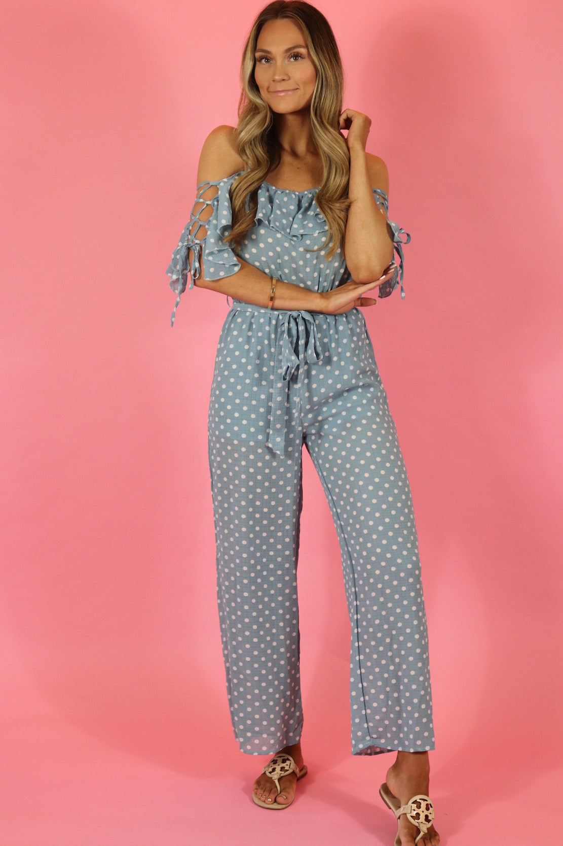 HEAD IN THE CLOUDS JUMPSUIT