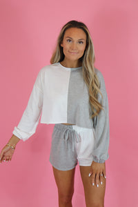 DOUBLE LIFE SHORTS SET