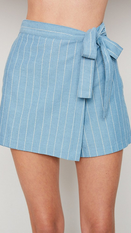 EASY LIKE SUNDAY MORNING SKORT