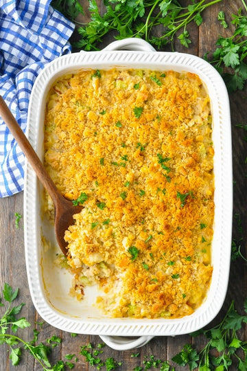 Special this week: Chicken and Rice Casserole