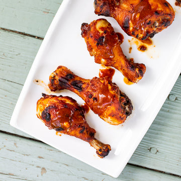 Special this week:   Barbecue Chicken