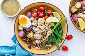Buddha Bowl - Chicken Nicoise