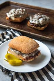 Mississippi Pot Roast Sammies