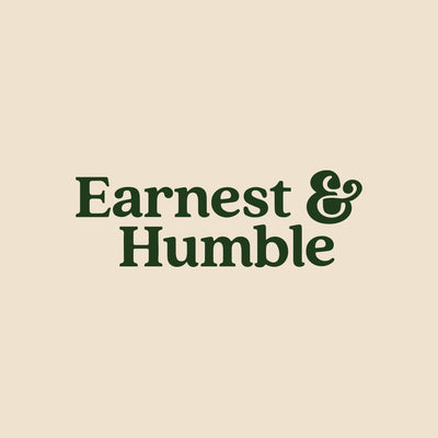 Ginger + Coffee - Earnest & Humble Co.
