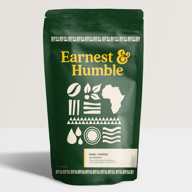 Chai + Coffee - Earnest & Humble Co.