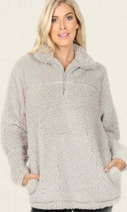 Sherpa Sweater