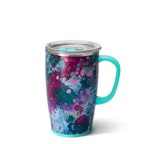 Artist Speckle Travel Mug