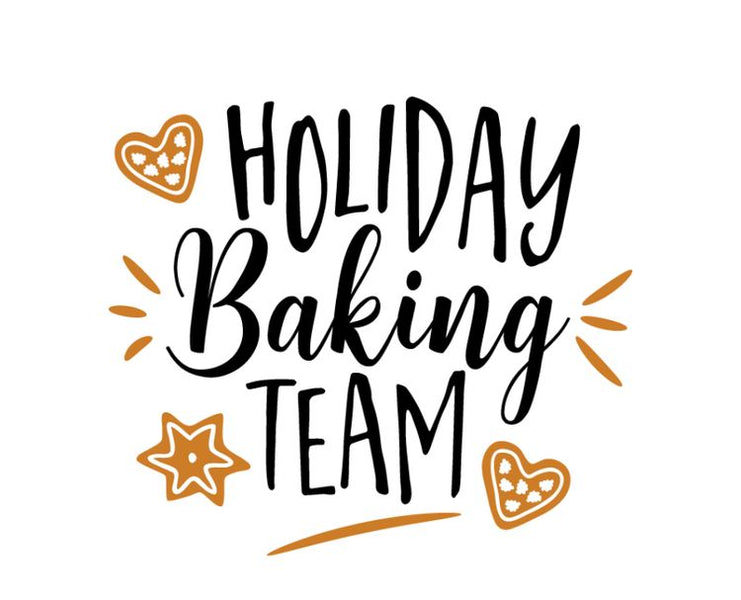 Holiday Baking - 2018