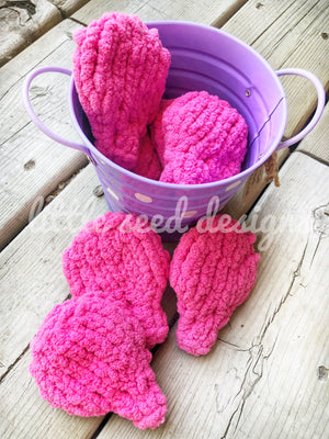 Reusable Knit Water Balloons - Pink