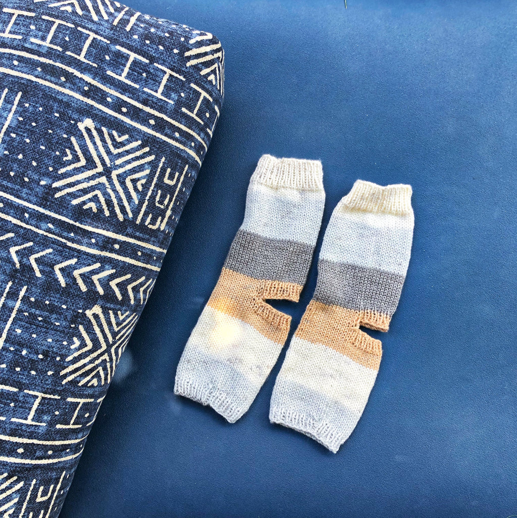 Prana Yoga Socks (pattern)