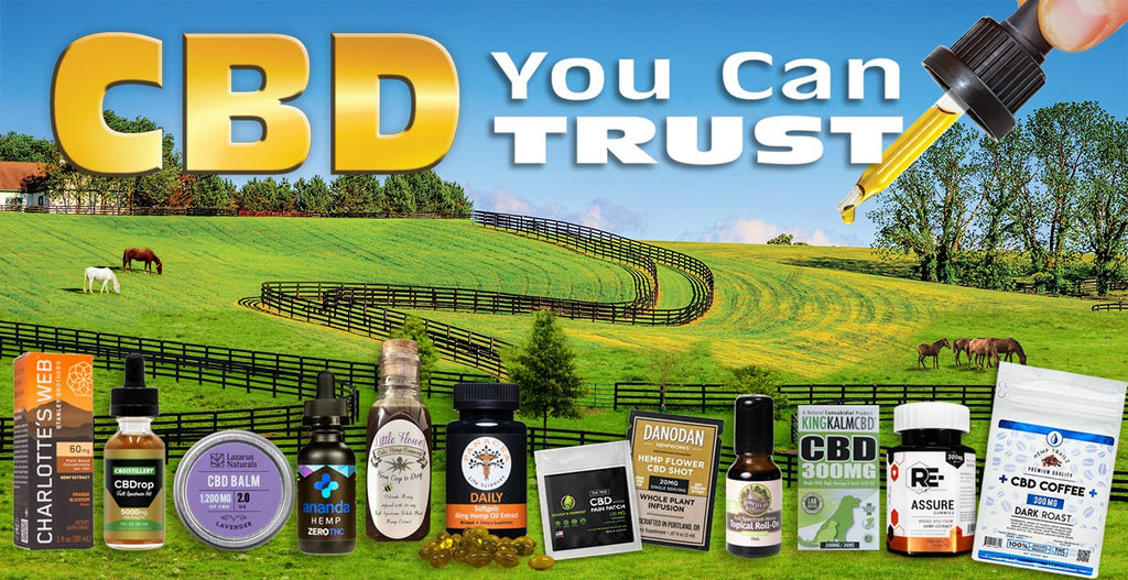 Kentucky Greenleaf - CBD You Can Trust