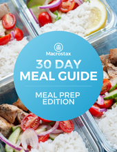 Load image into Gallery viewer, 30 Day Meal Guide: Meal Prep Edition