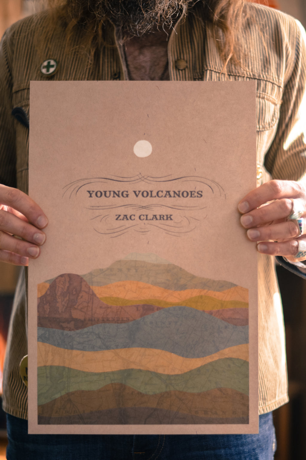 Young Volcanoes Poster