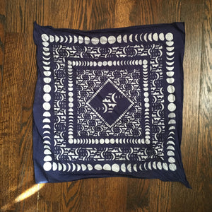 Moon Icon Bandanna