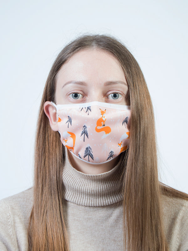 Lightweight Mask Kids, Woman (Colour 1)