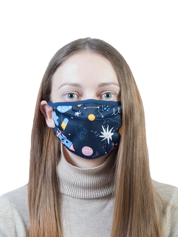 Lightweight Mask Kids, Woman (Colour 2)