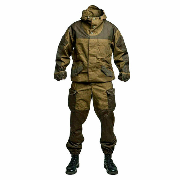 Bars GORKA-3 Genuine Russian Army Special Military BDU Uniform Camo Hunting Suit