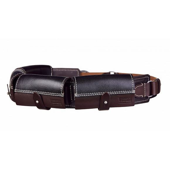 CLOSED CARTRIDGE BELT WESTERN