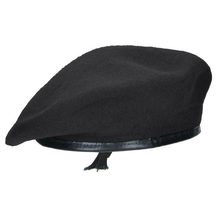Russian Army Beret Black