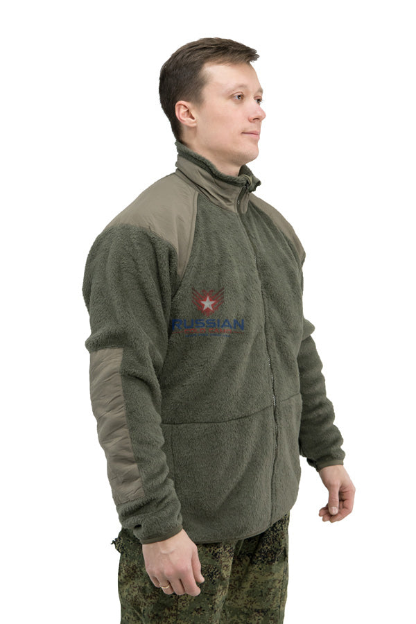 Russian Army VKPO (VKBO) Layer 3 Jacket Fleece