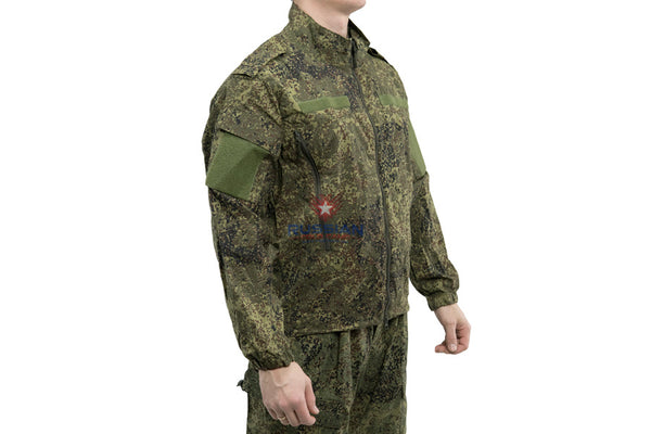 Russian Army VKPO (VKBO) Layer 4 Jacket EMR (Digital Flora)