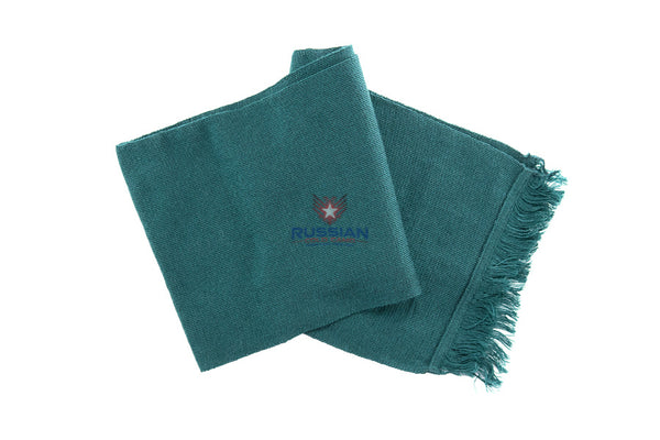 Russian Army Ministry Of Defense Muffler Scarf Teal
