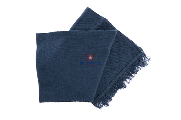 Russian Army Ministry Of Defense Muffler Scarf Blue