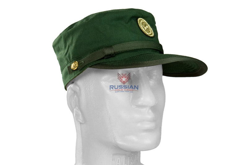 Russian Army Office Cap Olive