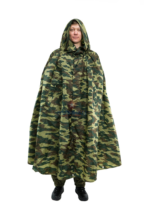 Russian Army Special forces GRU Cloak Flora