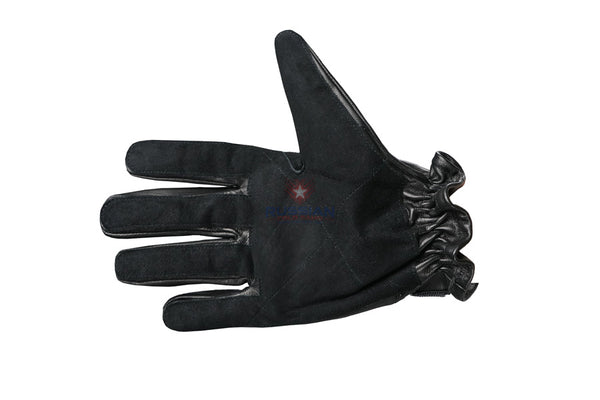 Russian Army Ratnik 6SH122 Tactical Leather Gloves Black
