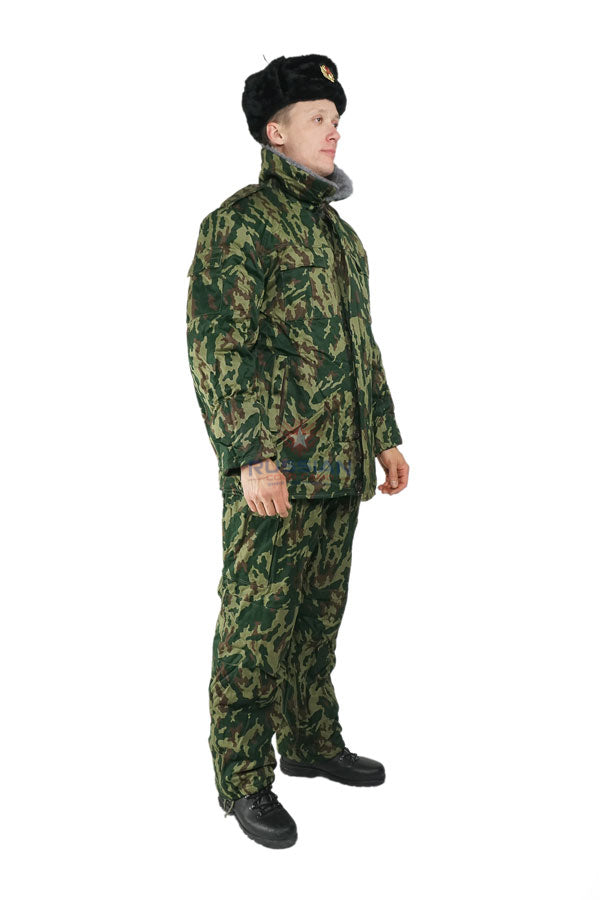 Russian Army Winter Suit Flora