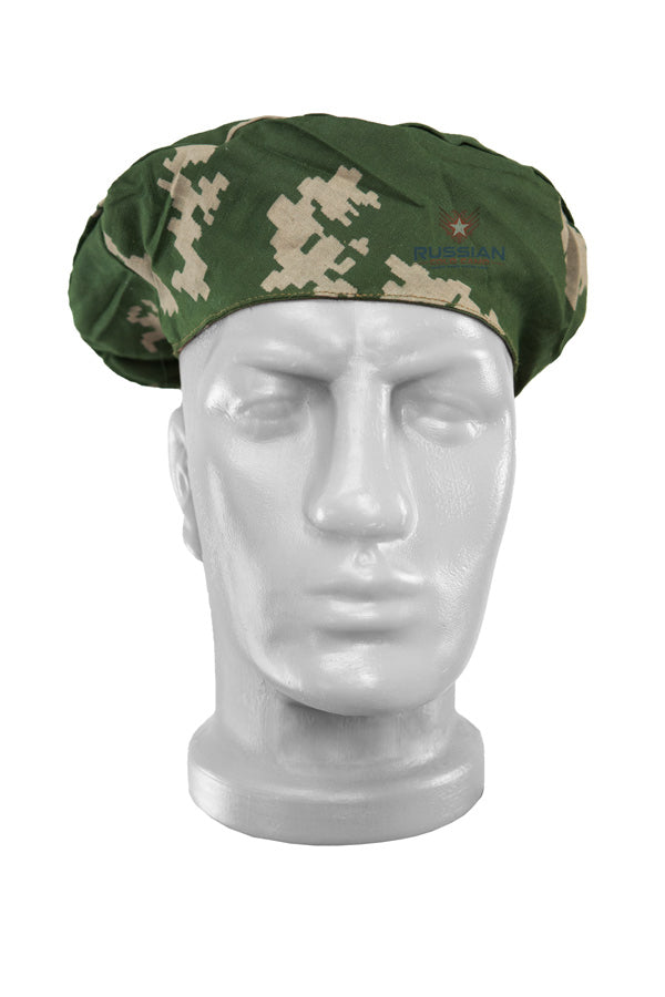 Russian Army Beret Flora