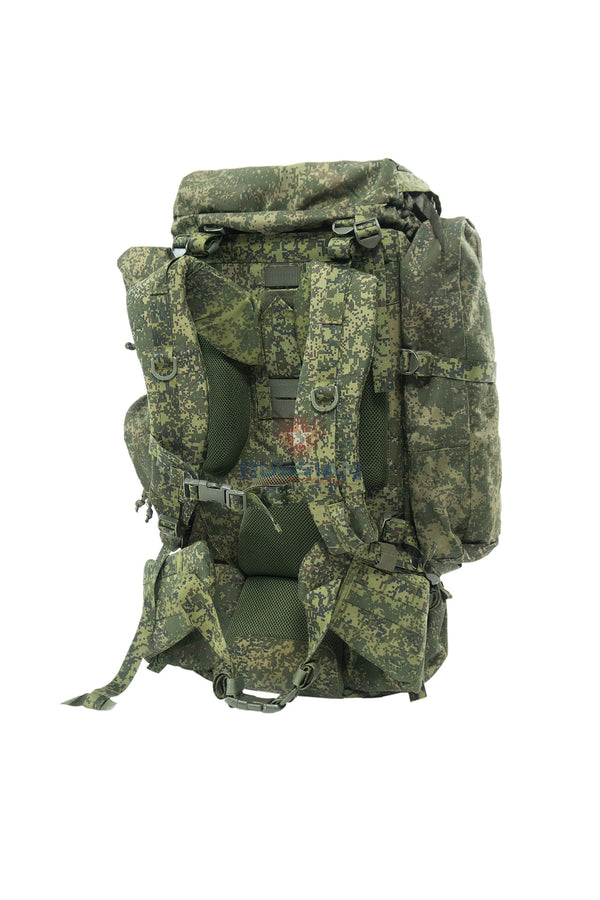 Russian Army Ratnik 6SH118 Backpack 60L + 20L EMR (Digital Flora)