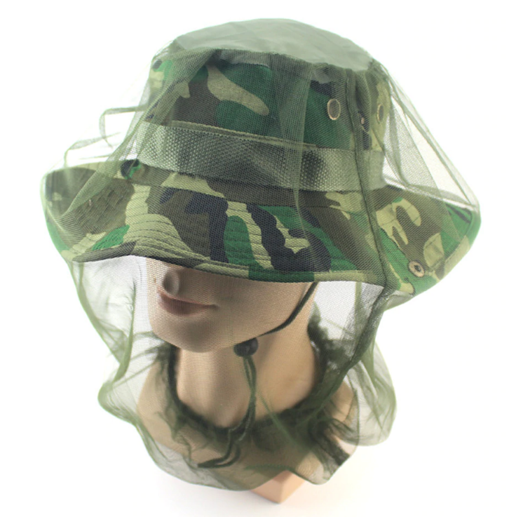 Russian Mosquito Net For Head